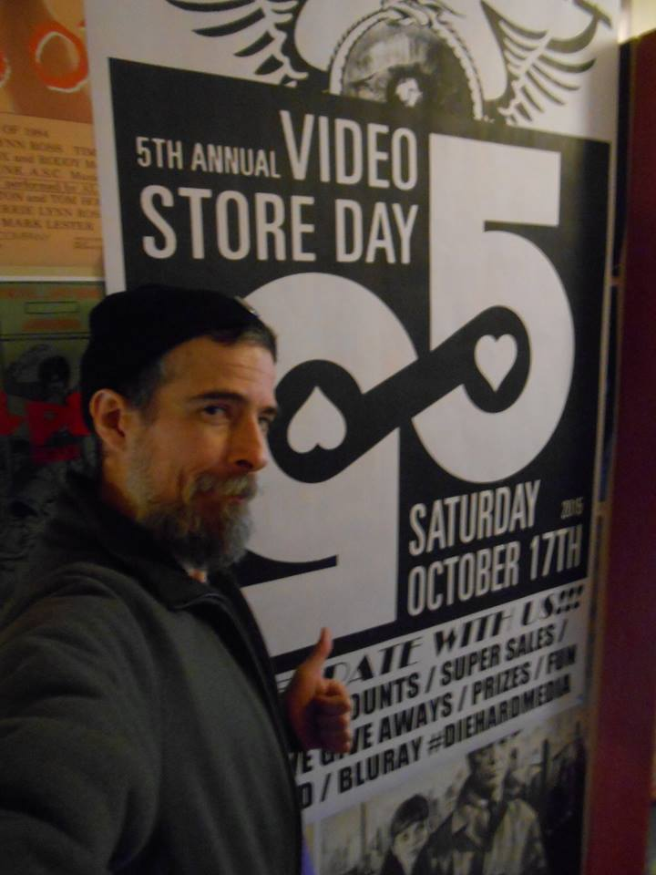 VIDEO STORE DAY ME